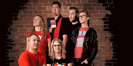 Comedy Improv: The Big HOO-HAA! tickets