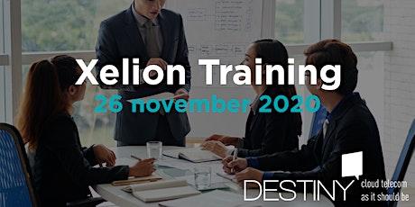 Xelion Training 26 november 2020 tickets