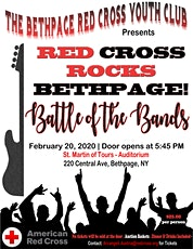 Red Cross  Rocks Bethpage tickets