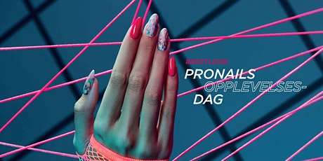 ProNails Opplevelsesdag SS20  tickets