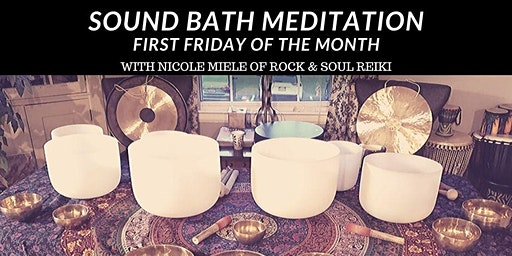 February Sound Bath Meditation at A Place Called OM