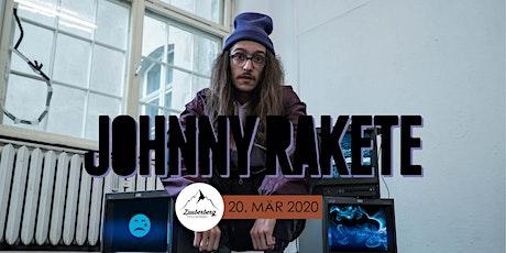 Johnny Rakete | Kummer & Qualm Tour 2020 Tickets