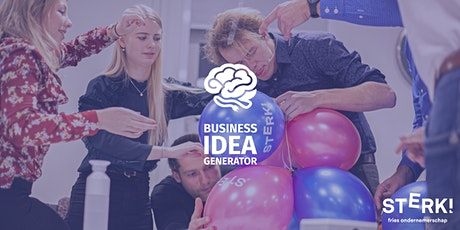 Business Idea Generator #4 tickets