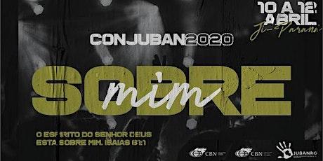 CONJUBAN RO 2020 tickets