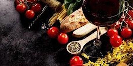 Wein im Fokus: Primitivo Tickets