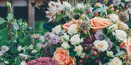 Make a hand tied bouquet tickets