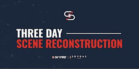 SKYTAC: Three-Day Scene Reconstruction tickets