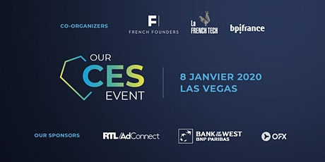 CES French Tech Night tickets