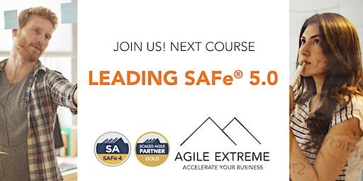 Leading SAFe® 5.0