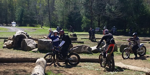 Trials Training Days Weekend, 2020