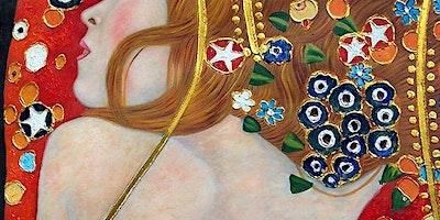Paint Night in Burwood: Paint like Klimt