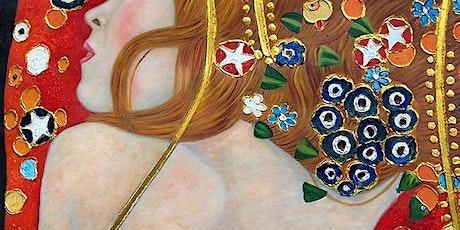 Paint Night in Croydon Park: Paint like Klimt tickets