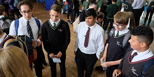 Norwich Work Skills Event, for local school students