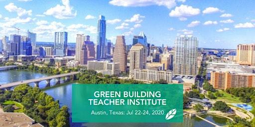 EcoRise: Green Building Teacher Institute - Austin, TX