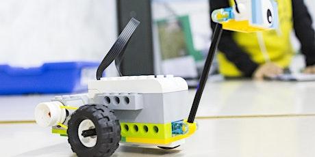 CleanerBot - Laboratorio con il LEGO WeDo 2.0 tickets