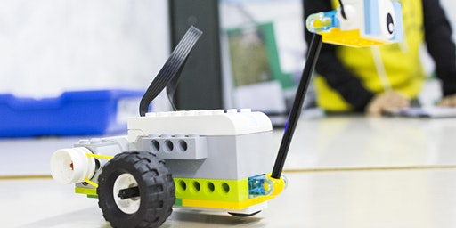 CleanerBot - Laboratorio con il LEGO WeDo 2.0