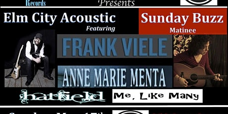 Frank Viele,  Anne Marie Menta, Hatfield, Me Like Many tickets