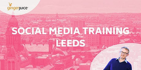 Social Media for Travel & Tourism (Leeds) tickets