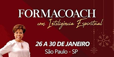 FORMACOACH - Curso de Formação em Coaching I JANEIRO -São Paulo - 2020 ingressos