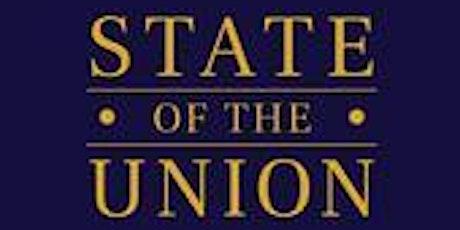 OCMN - State of the Union 5th edition vrijdag 6 november 2020 tickets