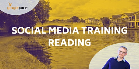 Social Media for Travel & Tourism (Reading) tickets
