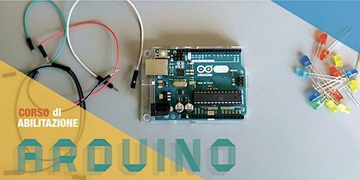 Corso abilitazione Arduino