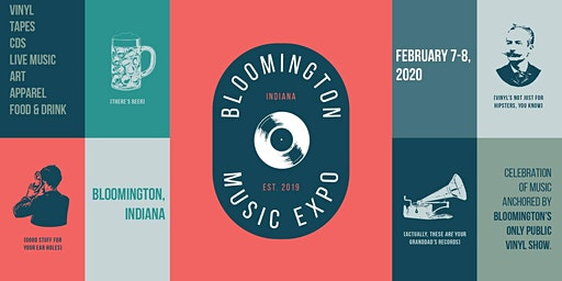 Bloomington Music Expo 2020