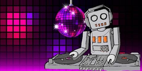 Robomusica, maestro! - Laboratorio con il LEGO EV3 tickets