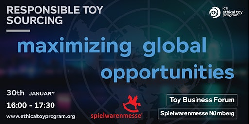 Responsible Toy Sourcing Seminar: maximizing global opportunities