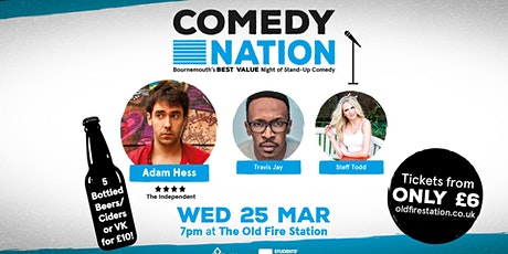 Comedy Nation tickets