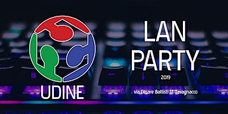 Fablab Udine - LAN Party biglietti