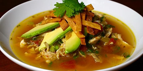 Rio Salado College's Soups for Beginners Cooking Workshop tickets