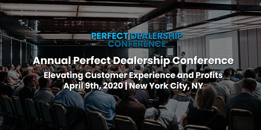 Max Zanan Presents--Perfect Dealership Conference
