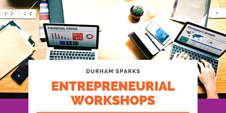 SPARKS Entrepreneurial Workshops - January tickets