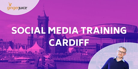 Social Media for Travel & Tourism (Cardiff) tickets