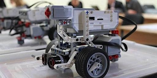 Esplora la tua città - Laboratorio con il LEGO EV3