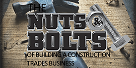 Construction Trades Business - Navigating the Regulatory Compliance