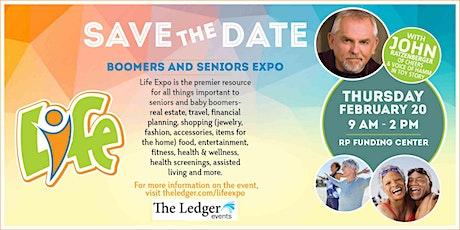 Boomers & Senior Life Expo  tickets