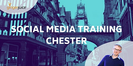 Social Media for Travel & Tourism (Chester) tickets