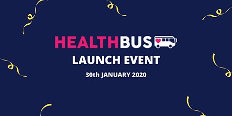 The Health Bus Launch tickets
