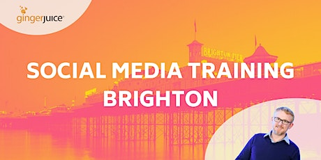Social Media for Travel & Tourism (Brighton) tickets