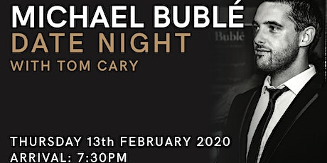 Michael Buble with Tom Cary tickets