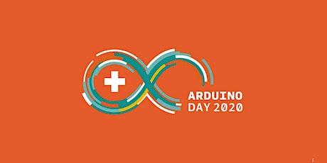 Arduino Day 2020 biglietti