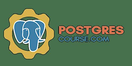 PostgreSQL Database Administration bilhetes