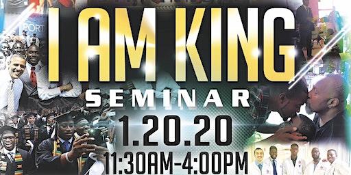 5th Annual I AM KING 2020 Seminar