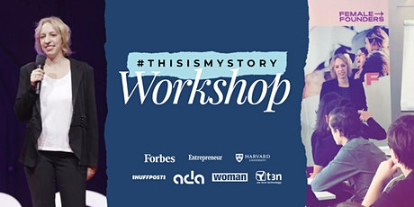 #thisismystory-Workshop Tickets