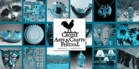 Crozet Spring Arts and Crafts Festival 2020 tickets