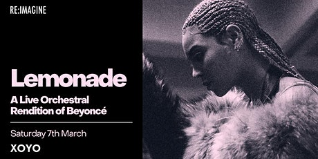 Lemonade Re:made - An Orchestral Rendition of Beyonce tickets