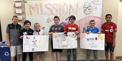 Mission to Mars   Grades 6-9
