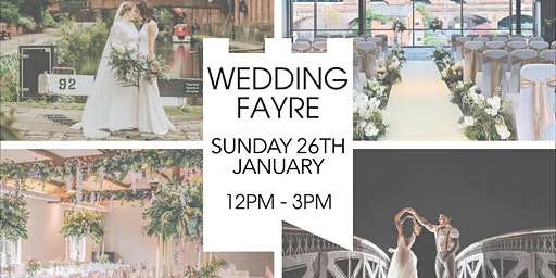 The Castlefield Rooms Wedding Fayre